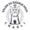 CHARLI salon za njegu i šišanje pasa logo